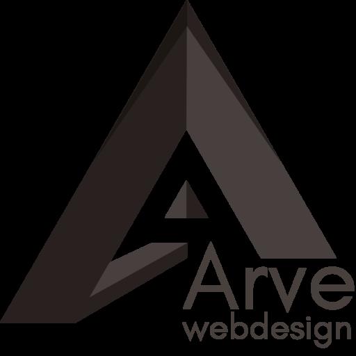 Logo Arve Webdesign